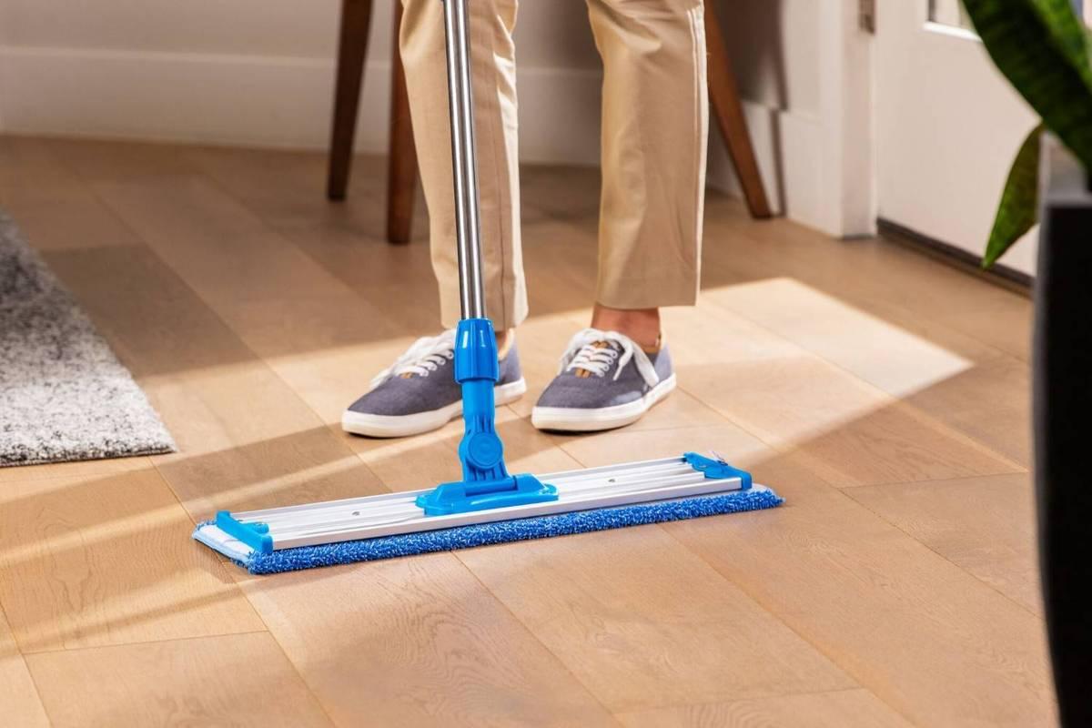 Now it is easier to choose Best Mop for Laminate Floors