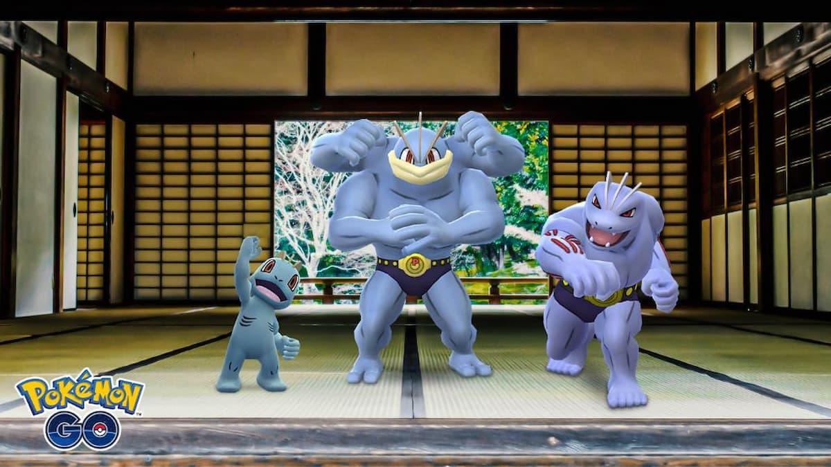 a pokemon go battle